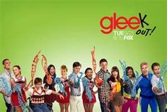 Glee is my all-time favorite show! Every Tues. night @ 8!