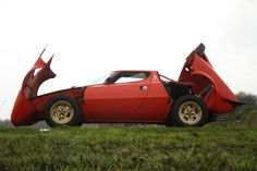 Lancia Stratos HF - Built in 1976 - for sale