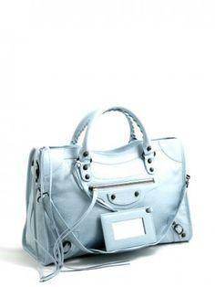 Balenciaga-bag-balenciaga classic city bag bleu dragee-borsa balenciaga classic city bleu dragee-Balenciaga Spring Summer 2014