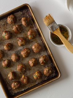 Ginger Garlic Cocktail Meatballs
