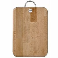 Cutting Martinuzzo Natural Beechwood Small Cutting Board by Cutting Martinuzzo. $49.00. Produced from Natural beechwood from sustainable forests.. One side is grooved for bread; the other side is smooth to cut meat, vegtables and other foods. Beechwood Chopping Board Small Size. Expertly crafted to the highest quality and Made In Italy. Natural color; ideal choice for most kitchens with stainless steel handle. Beechwood Chopping Board Small Size. Expertly crafted in na...