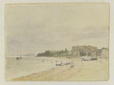 Southend, John Constable, 1814