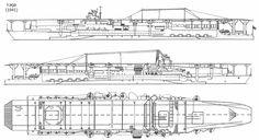 Aircraft carriers - KAGA