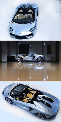 Lamborghini Aventador LP700-4 Roadster Officially Unveiled - TechEBlog