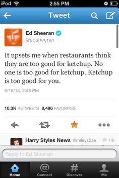 Ed Sheeran everyone! xD