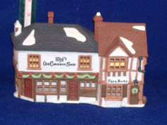 Department 56 Dickens Village Series  The Old Curiosity by doranzi, $40.00
