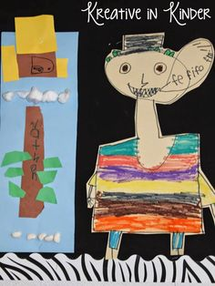 Jack and the Beanstalk Art Projects
