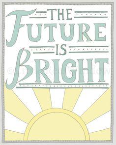 graduation quotes, bright future quotes