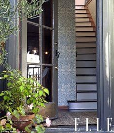 Beautify entryway