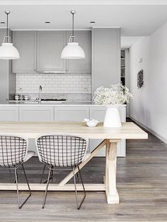 Why it Works: The Open-Plan Kitchen