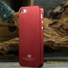 Amazing Aluminum Alloy Protective Metal Bumper Shell Case Cover for APPLE IPHONE5C