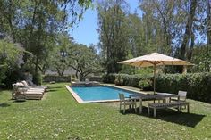 Reese Witherspoon's Ojai Home