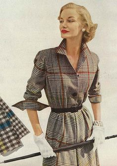 1950's Fashion- would love this with a pair of boots