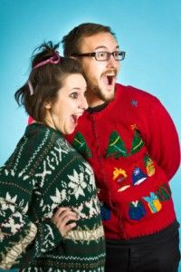 10 Ways to Upcycle Ugly Christmas Sweaters