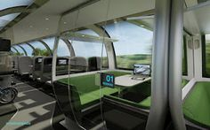 Texas High Speed Rail - the perfect business multi-tasker in the second largest state.