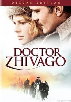 """""""Dr. Zhivago"""" ~ Omar Sharif & Julie Christie 1965,"""