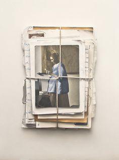 Paintings by Patrick Kramer