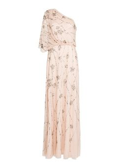 long dresses, fashion, embroid tull, fave style, gowns