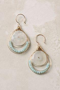 great drop earrings