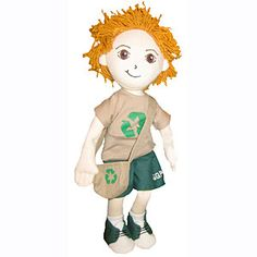 Global Green Pals Kyle Doll