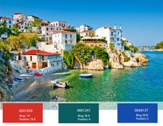 Top ColorWall Colors for September 2014