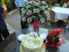 Graduation Celebration (Money bouquet)