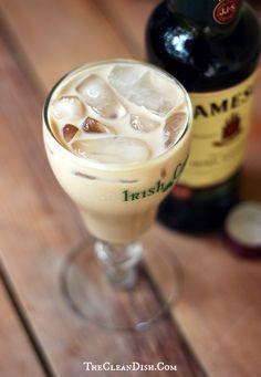 Authentic Homemade Baileys Irish Cream