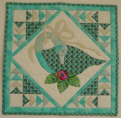 Quilting: Goose Wall Hanging
