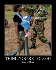 Think you are tough? - funny pictures - funny photos - funny images - funny pics - funny quotes - #lol #humor #funny