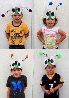 bug hats