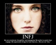 INFJs! draw, charts, engagements, infj, introvert, shi, person type, motivational posters, feelings