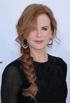 We Believe in Style: BEAUTY FOR THE WEEKEND - Braided hair, Nicole Kidman, Braids