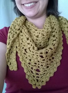 Sonoma Shawl - We've finished this gorgeous accessory from our Fall 2014 Issue of Love of Crochet! We also have a blocking confession (AKA helpful tip!) to share with you.