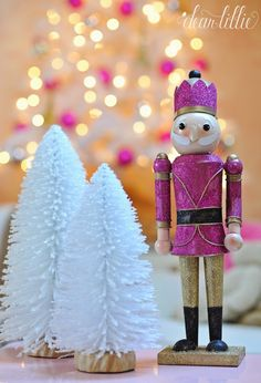 Love this pink soldier from @homegoods! #sponsored #homegoodshappy #happybydesign