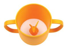 Cuppies transition cup (from sippy to cup)