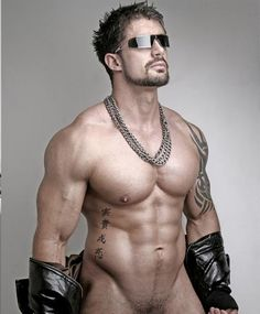 Butch! Hot, sexy, men, guy, gay, muscle, body, cute, male, hunk, stud, tattoo, ink, bodybuilding, leather, steel, glasses, hairy
