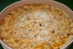 Pampered Chef Hot Broccoli Dip