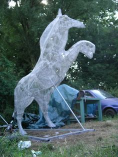 Making CD Horse