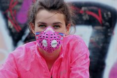 Respro® Cinqro™ Mask -pink http://respro.com/store/product/cinqro-mask