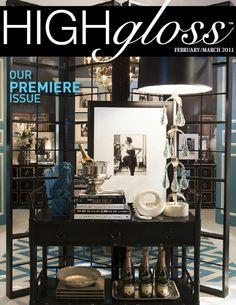 High Gloss Magazine