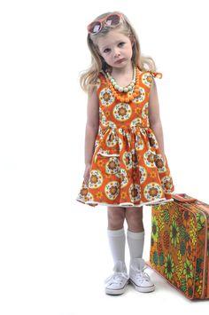 Skandi Play Dress | Rock Your Kid summer 2014 | Girls fashion
