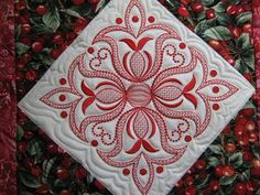 Why Machine Embroidery?
