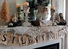 miss gracie's house: christmas parlor...the present
