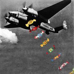 candy bombs ~ Eugenia Loli