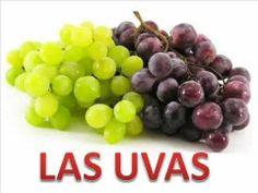 LAS FRUTAS. LOS ALIMENTOS EN ESPAÑOL. LECCION 4 CURSO APRENDER FACIL SPANISH