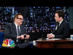▶ Jimmy and Higgins Reflect on Late Night (Late Night with Jimmy Fallon) - YouTube