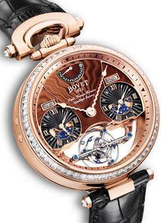 Bovet Watches - Exquisite Timepieces