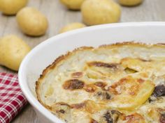 Gruyere Potato Gratin - Our Favorite St. Patrick's Day Recipes on HGTV