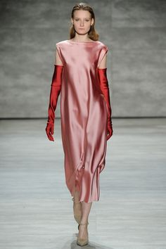 Tome Fall 2014 - tres chic for cool bridesmaids