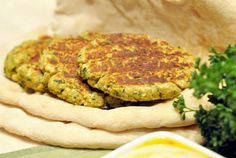 Falafel recipe with chickpeas for your George Foreman Grill
